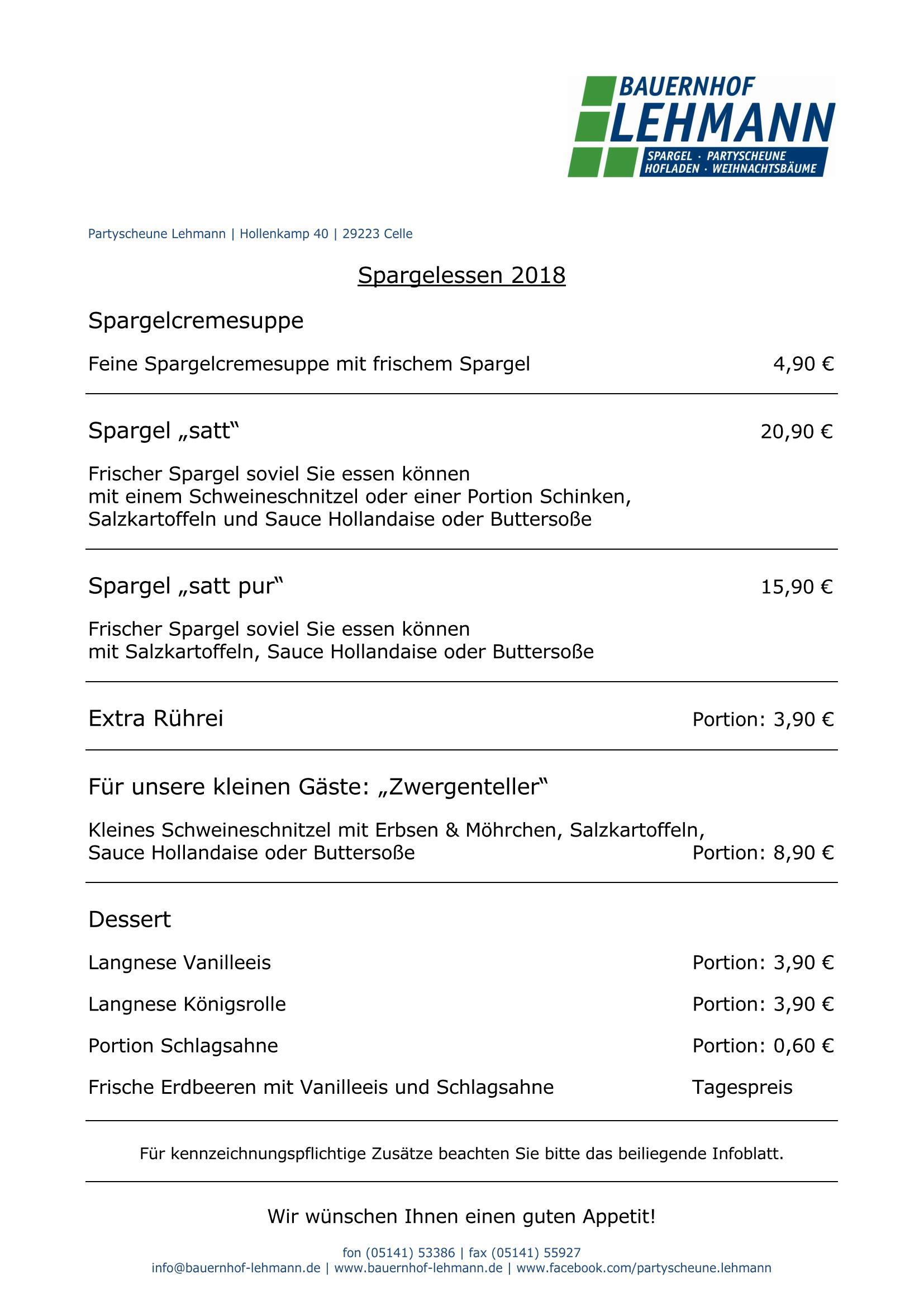 Partyscheune – Bauernhof Lehmann